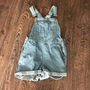 Size 6 jean overalls